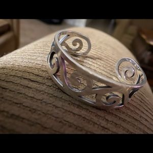RETIRED James Avery Scroll Cuff